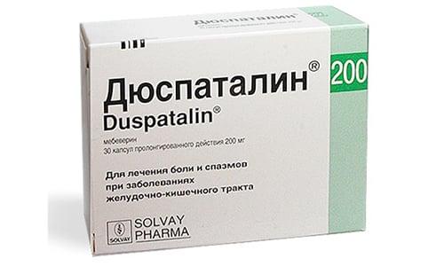 Дюспаталин способствует расслаблению мышц кишечника, за счет чего устраняется спазм